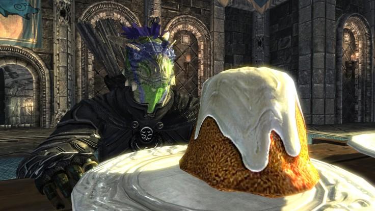 Skyrim sweetroll